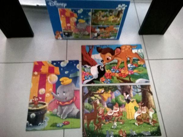 puzzle - jeu enfant 4 Sainte-Foy (85)