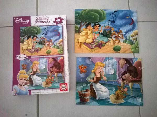 jeu - puzzle enfant 4 Sainte-Foy (85)
