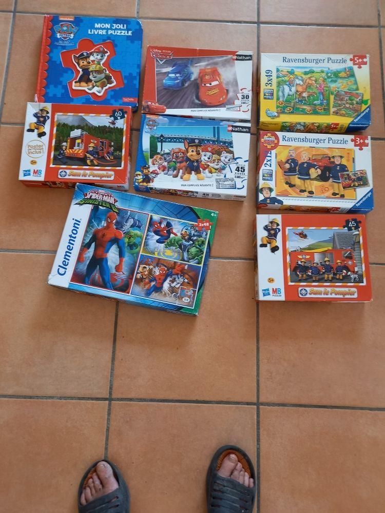 puzzle bon état 15 Carquefou (44)