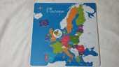 Puzzle Europe pour enfant NEUF - URGENT 4 Le Cap D Agde (34)
