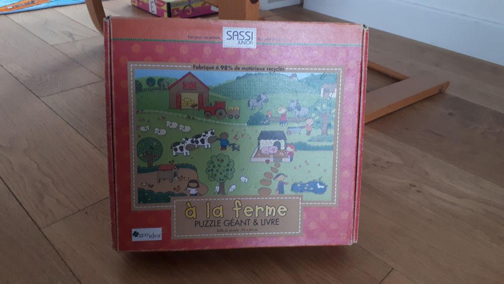 Puzzle 5 euros 5 Paris 15 (75)