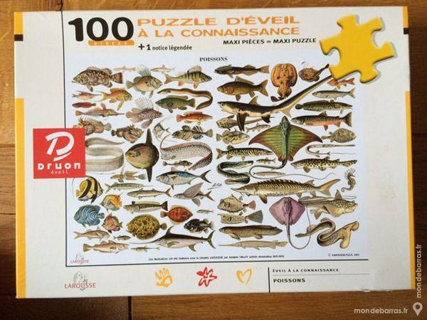 Puzzle d'éveil 3 Le Cellier (44)