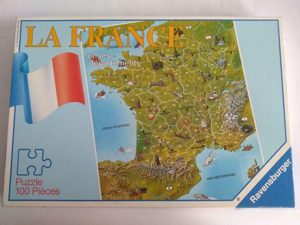 Puzzle La France 10 Calais (62)