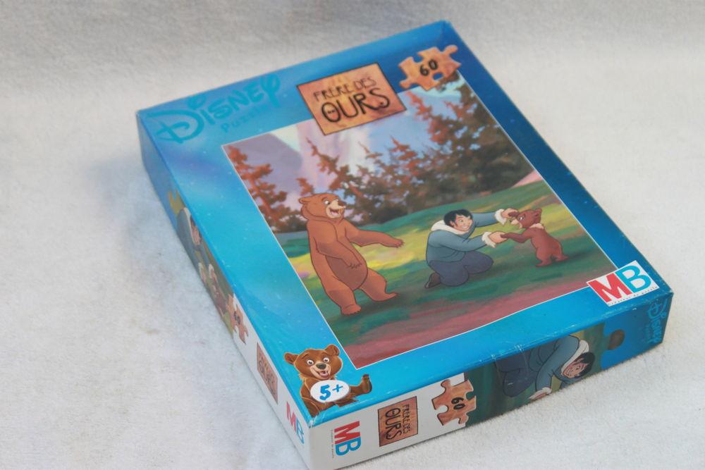 Puzzle Frère des ours  2 Montigny-Lencoup (77)