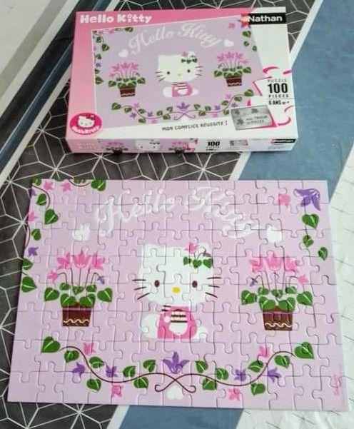 Puzzle Hello Kitty  5 Plaisir (78)