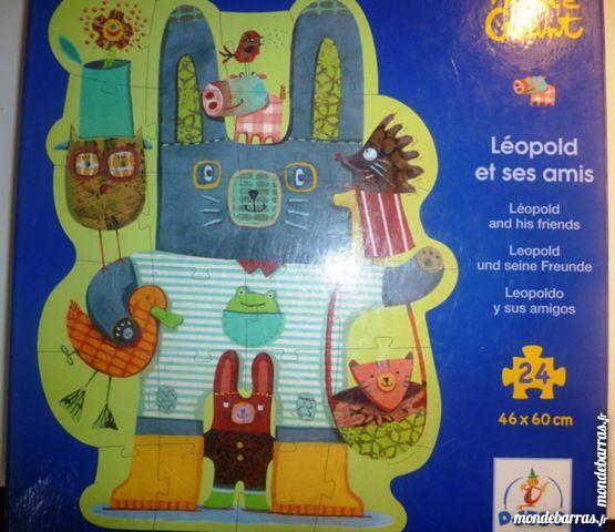 Puzzle Léopold 6 Paris 9 (75)