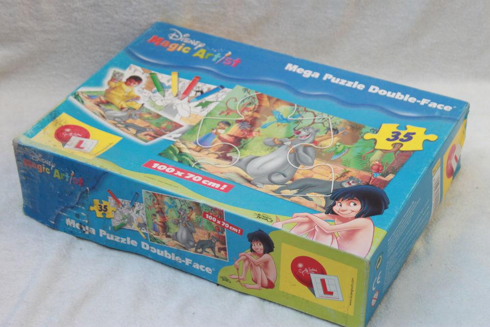 Puzzle Magic Artiste Disney  2 Montigny-Lencoup (77)
