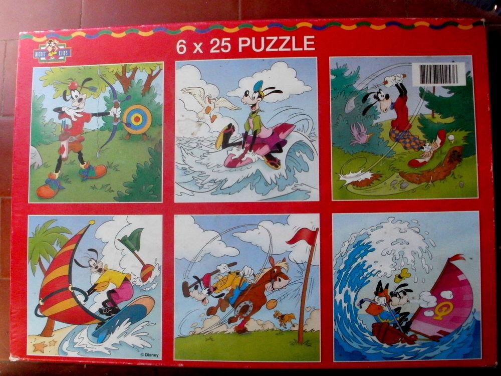PUZZLE MICKEY KIDS 6 puzzles de 25 pièces  5 Montauban (82)