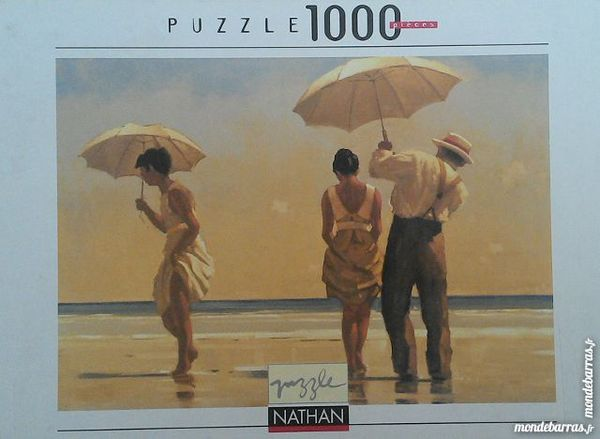 Puzzle Nathan 1000 pièces Mad Dogs 5 Massy (91)