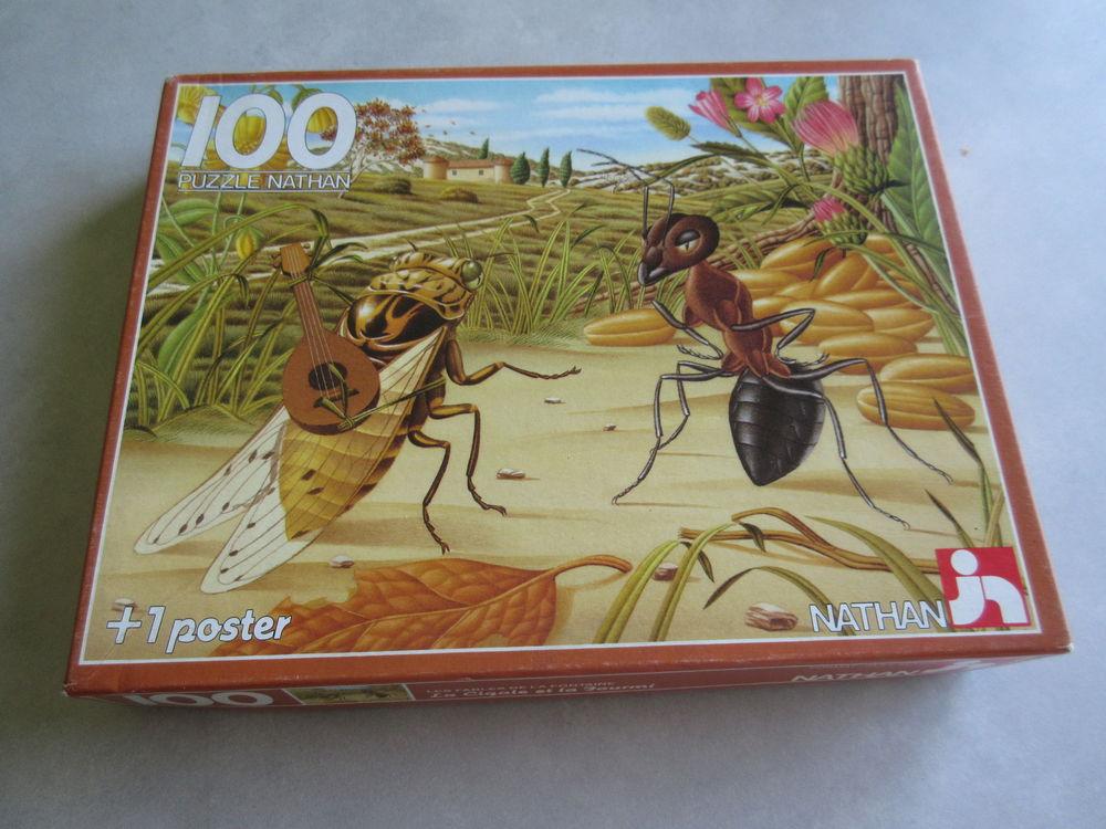 Puzzle Nathan La Cigale et la Fourmi 5 Jury (57)