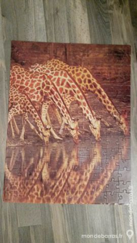 Puzzle Nathan Girafes 150 pièces 3 Montrouge (92)