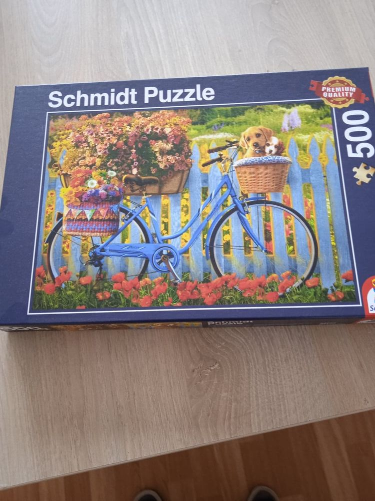 puzzle nature et chien 5 Saint-Saulve (59)