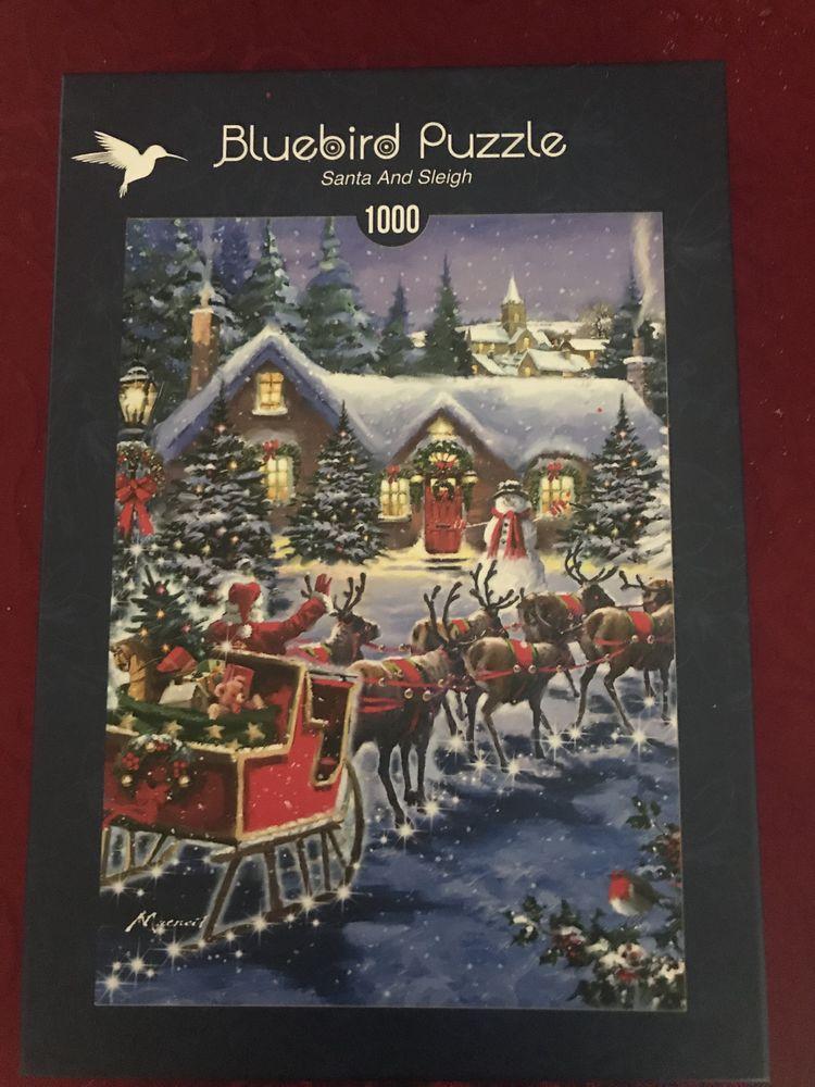 Puzzle neuf de 1000 pièces sur le thème de Noël 12 Grande-Synthe (59)