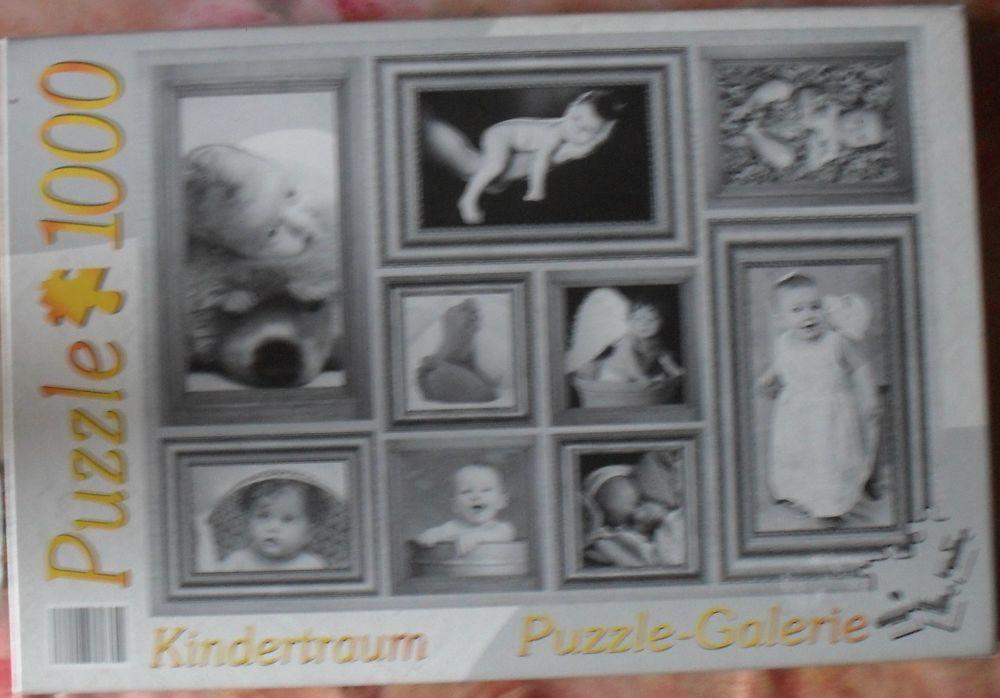 PUZZLE NEUF 1000 pièces une Galerie de jeunes enfants 12 Montreuil (93)
