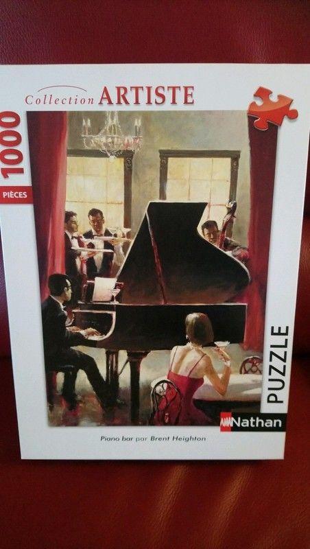 Puzzle Piano Bar 10 Saint-Hilaire-Saint-Mesmin (45)