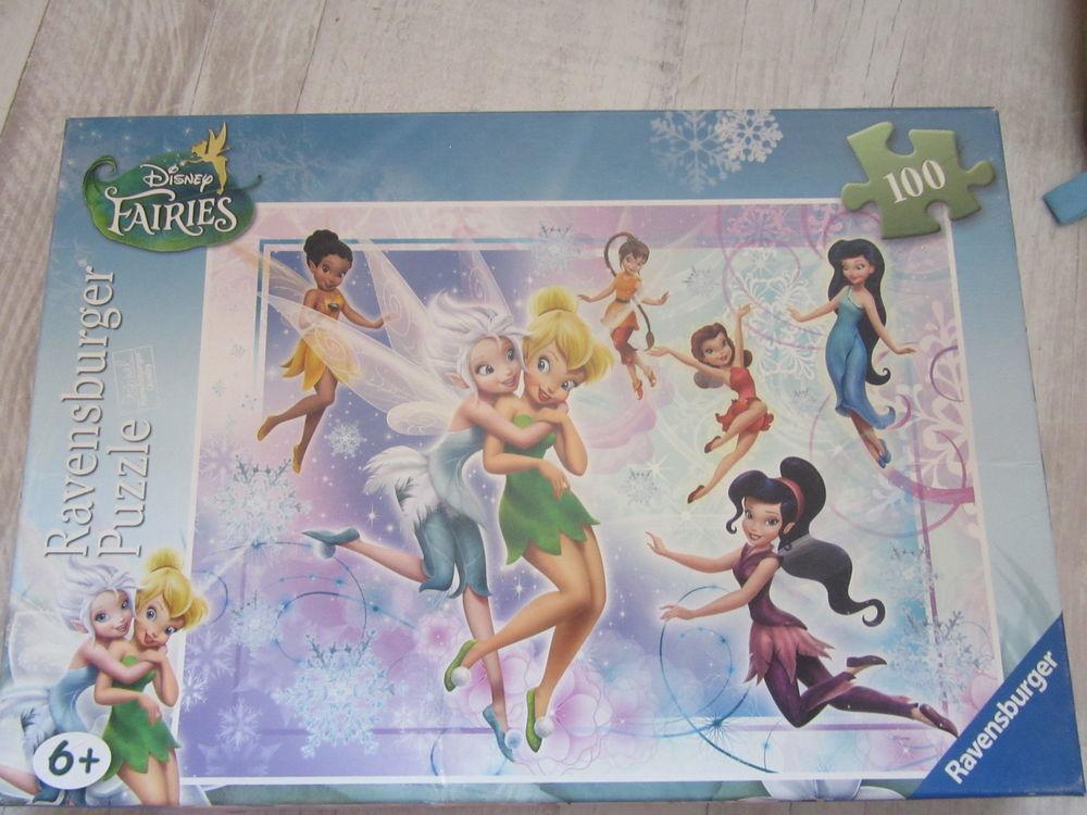 puzzle 100 pièces fée clochette Jeux / jouets