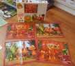 Puzzle 2 x 25 pièces Le Dino Train Occasion Jeux / jouets
