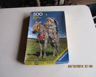 puzzle 500 pièces 8 Casteljaloux (47)