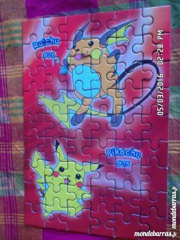 PUZZLE POKEMON 1 Chambly (60)