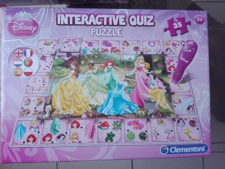 Puzzle princesse électronique  10 Dechy (59)