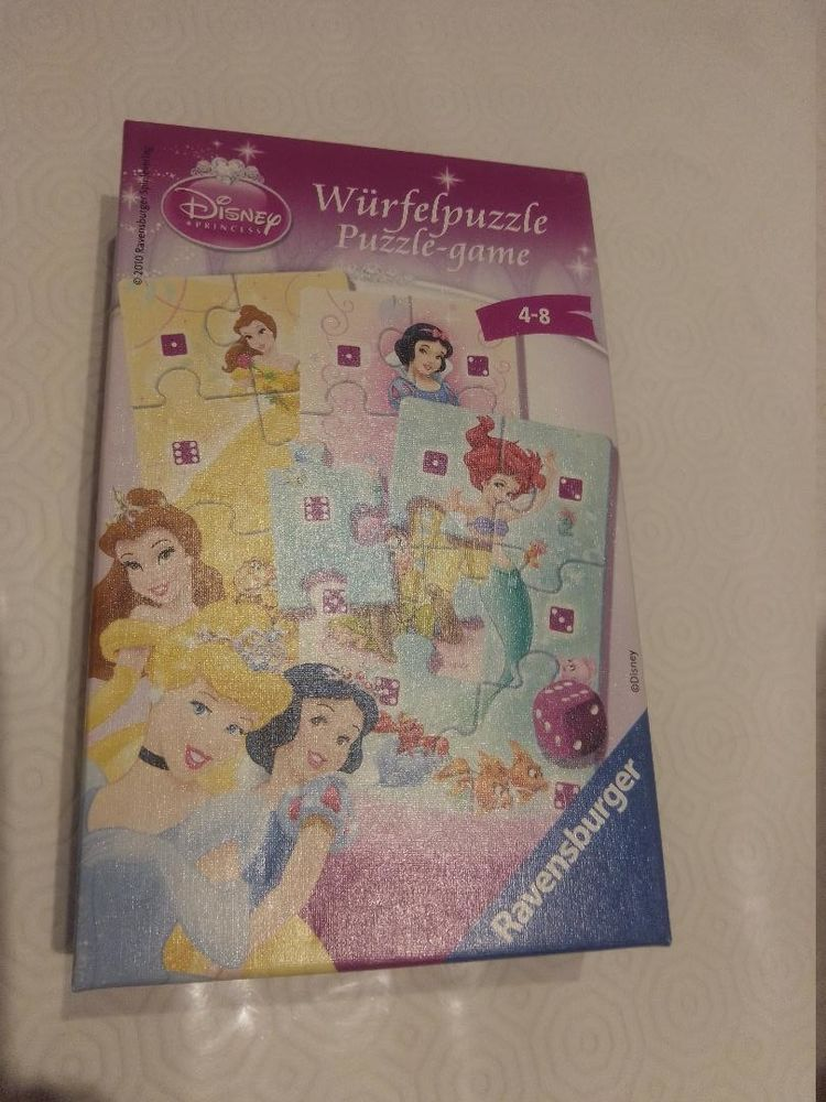 Jeu dé puzzle princesses Disney dès 4 ans 4 Aurillac (15)