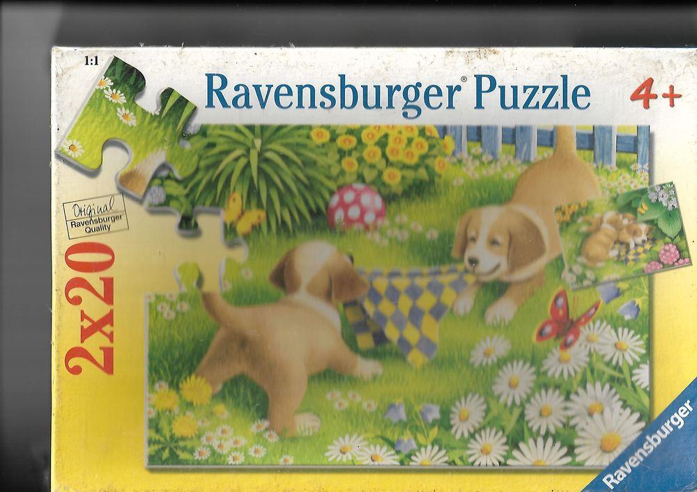 PUZZLE RAVENSBURGER 3 * 20 pièces 5 Saint-Denis-en-Val (45)