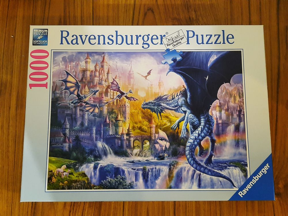 Puzzle Ravensburger 14 Campsegret (24)