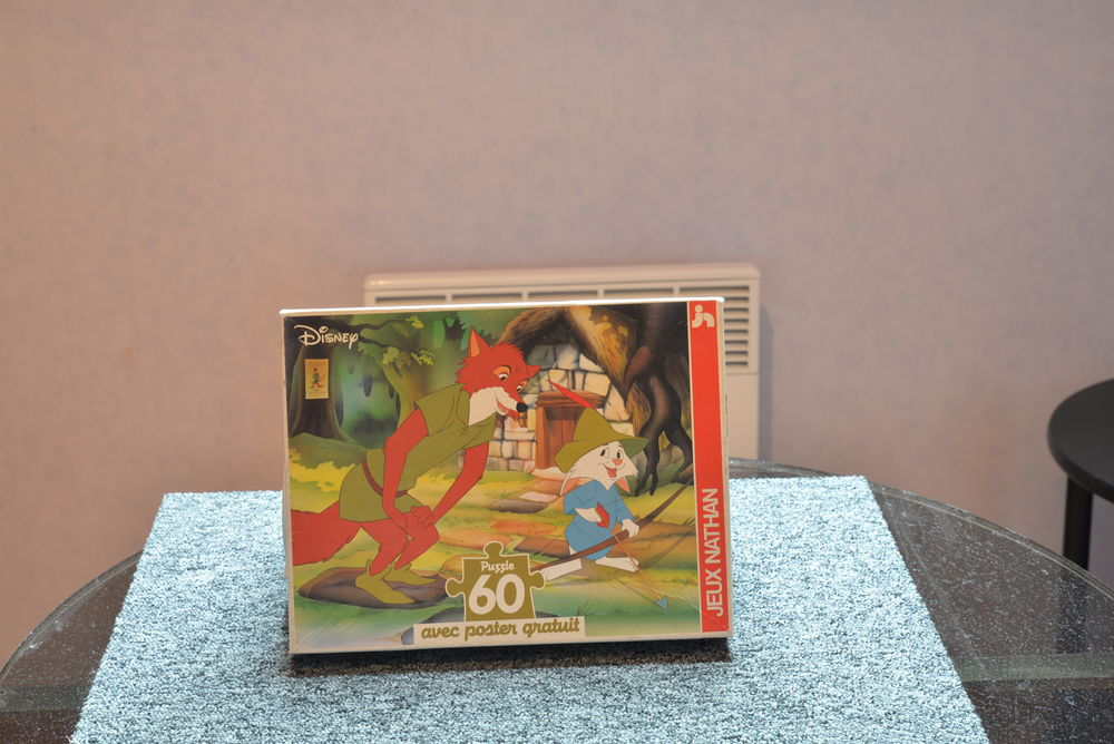 puzzle robin 60 pièces complet 0 Mérignies (59)
