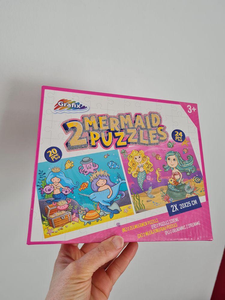 Puzzle sirene  3 Annonay (07)