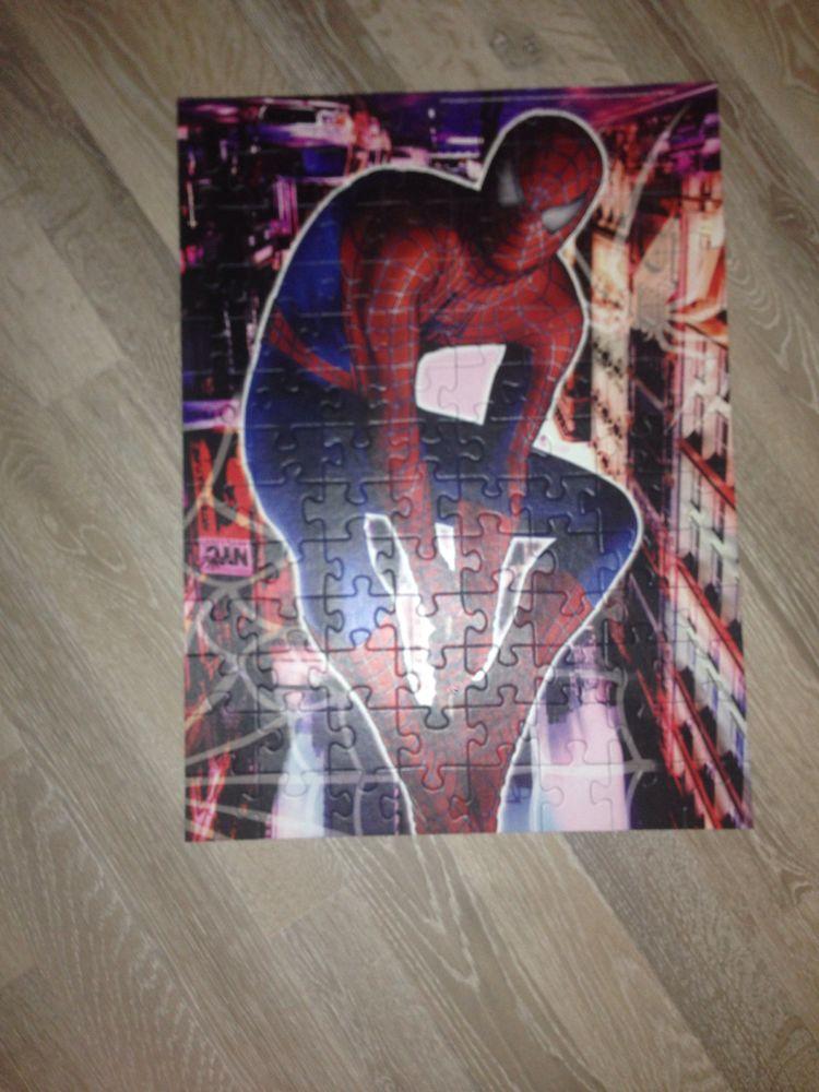 puzzle Spiderman 4 Valmondois (95)