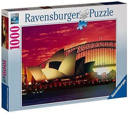 Puzzle Sydney opéra et pont Ravensburger 12 Bayonne (64)