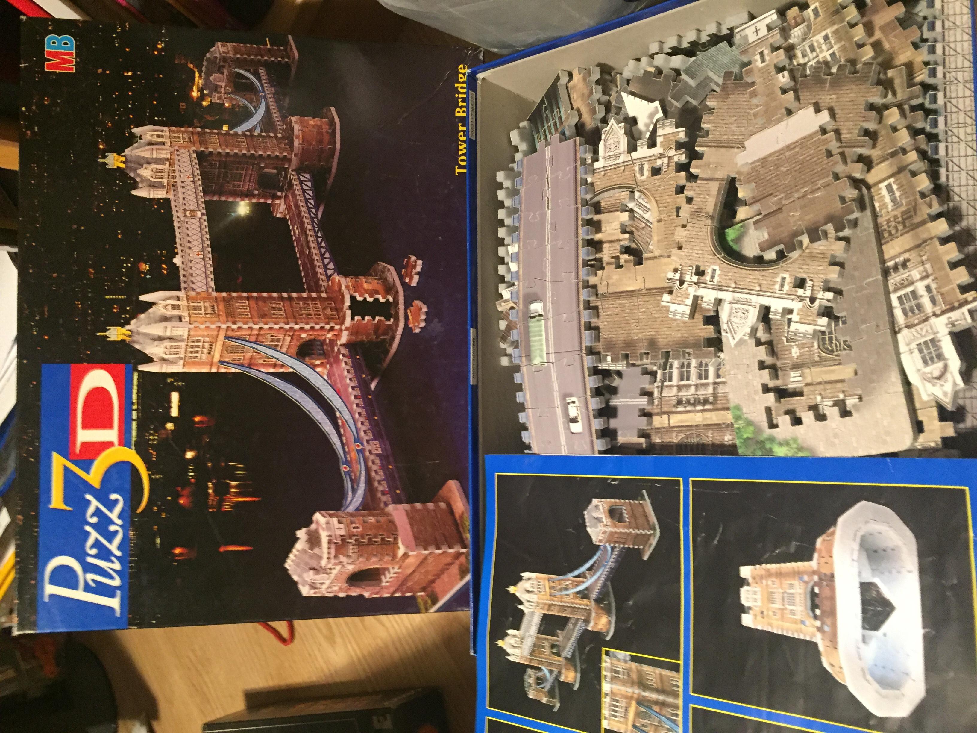 puzzle 3D Tower Bridge 20 Sainte-Euphémie (01)