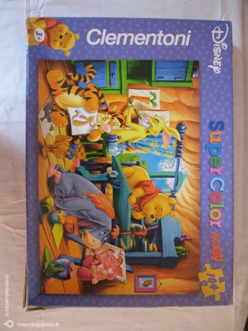 Puzzle Winnie l' Ourson 7 Barentin (76)