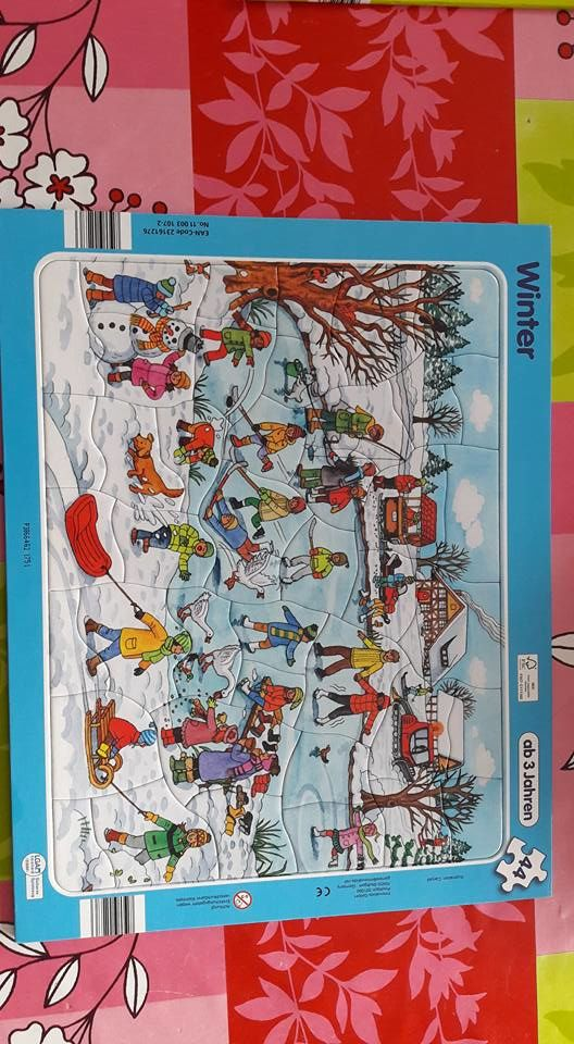 Puzzle Winter 3 Saint-Avold (57)