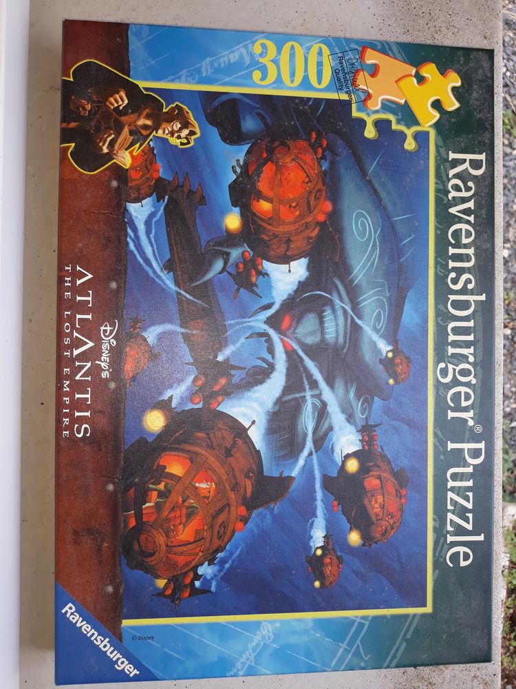 puzzle 5 Montmorillon (86)