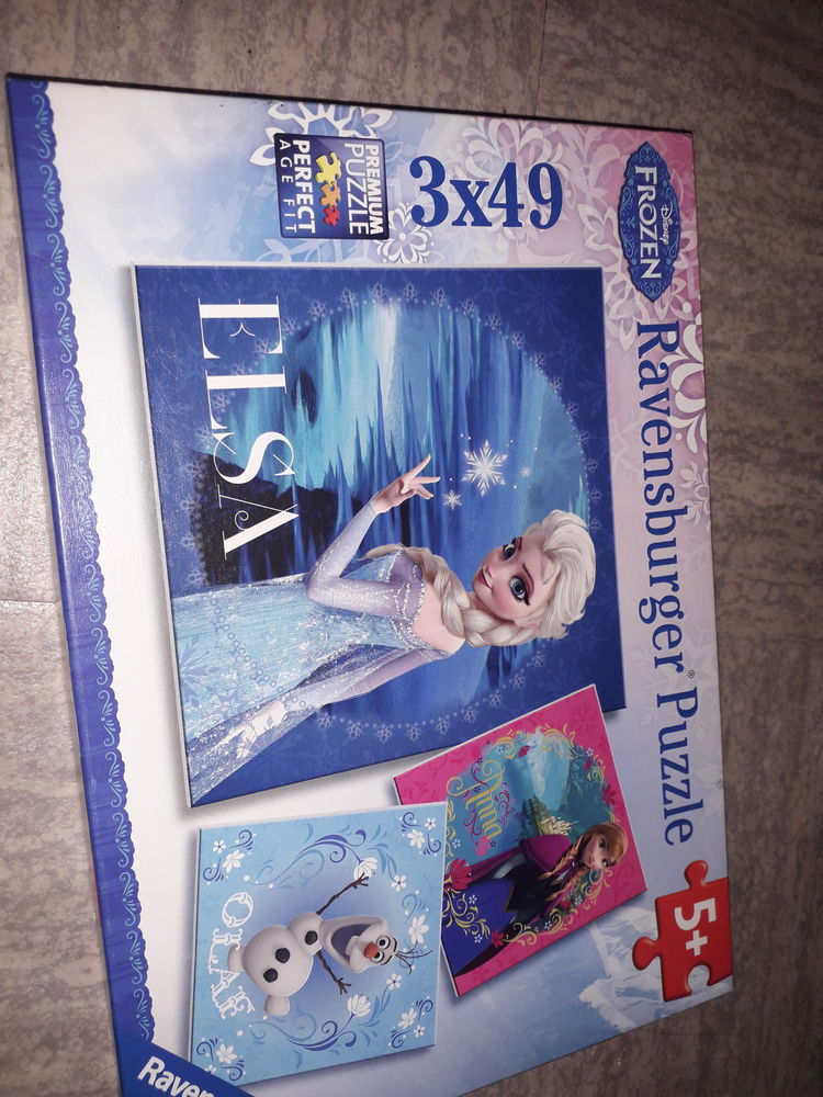 Puzzle 2 Annecy (74)