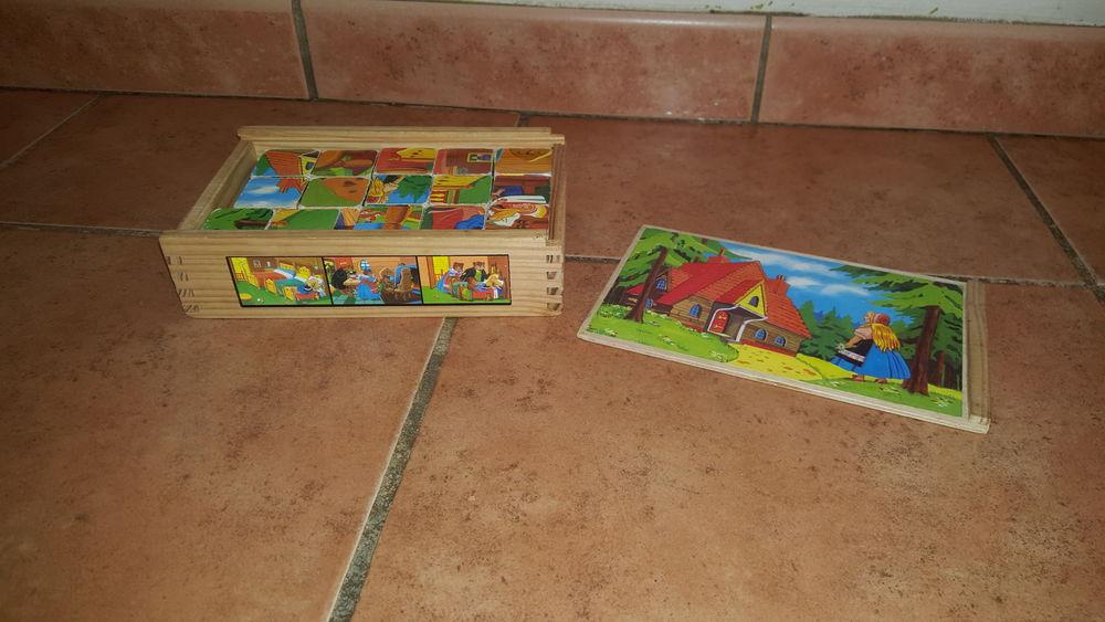 3 puzzles en bois 5 Saint-Nazaire-en-Royans (26)
