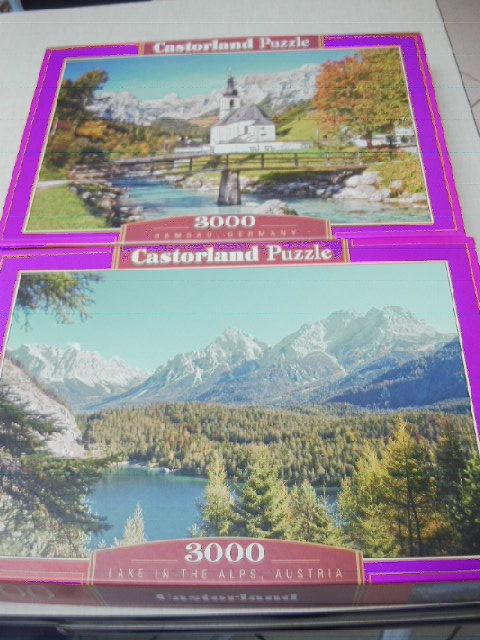 puzzles castorland  henri59 15 La Chapelle-d'Armentières (59)