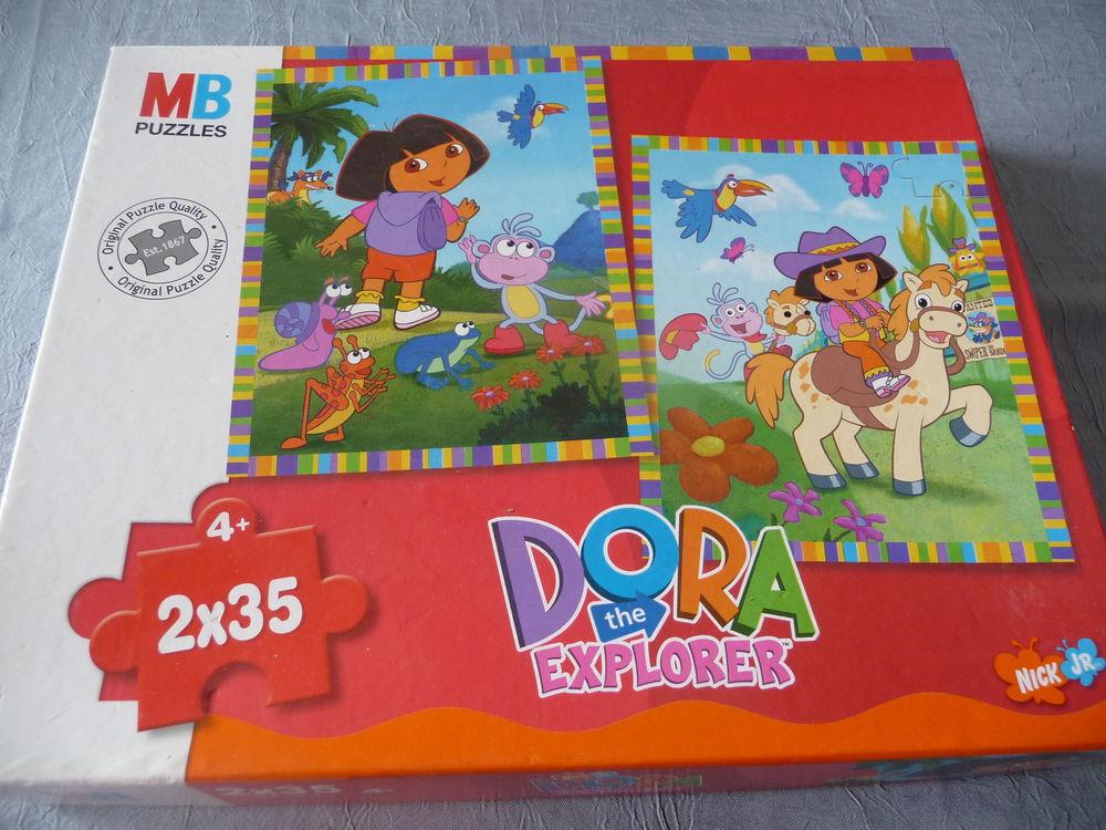 Puzzles Dora l'exploratrice 5 Chepy (51)