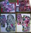 Lot 4 puzzles monster high neuf (n72)