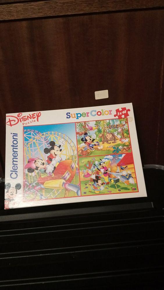 Puzzles 3 x 48 pièces Disney 3 Saint-Jean-de-Braye (45)