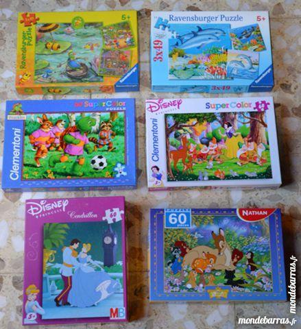 Puzzles 49 pièces et 60 pièces 4 Saint-André-de-l'Eure (27)