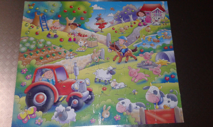 Puzzles 30 pièces 4 Rignovelle (70)