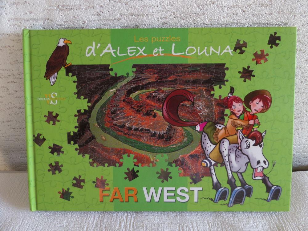 puzzles pour enfant d alex et louna 10 Lyon 8 (69)
