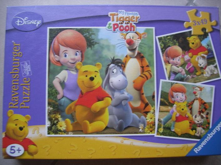 Puzzles Winnie 5 Rignovelle (70)
