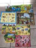 lot puzzles  15 Petit-Fayt (59)