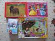 lot de 4 puzzles Jeux / jouets