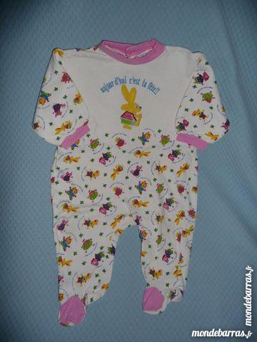 Pyjama aujourd'hui c'est la fête taille 18 mois 5 Montigny-le-Bretonneux (78)