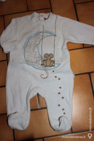 Pyjama bébé naissance babygro 8 Wervicq-Sud (59)