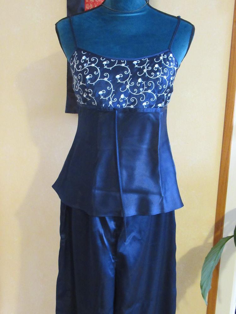 Pyjama bleu nuit - ETAM - Taille 38 10 Livry-Gargan (93)